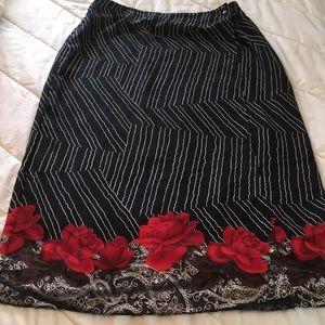 Sag Harbor Full Length Skirt